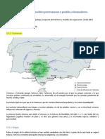25. La Península Ibérica. 3 mil palabras.
