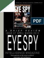 Eye Spy Magazine Issue 67