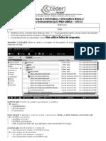 AP1  CEDERJ– Introdução à Informática  Informática Básica 2012.2
