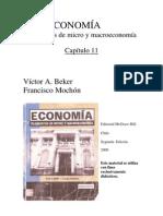 Elementos de Micro y Macro Economia - Beker, Victor - Cap XI