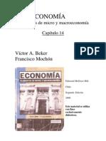 Elementos de Micro y Macro Economia - Beker, Victor - Cap XIV
