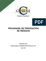 Programa Prevencion de Riesgos