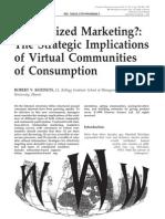 Etribalized Marketing