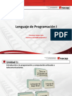 Lenguaje de Programación I
