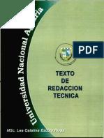 Redaccion Tecnica