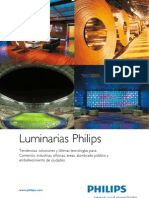Philips Catalogo de Luminarias Profesionales Philips 2012