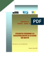 VIGILANCIA A LA DESCENTRALIZACION N° 04