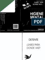 Fundecah - 20 Estrategias Para Una Buena Higiene Mental