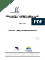 Ponencia RS Estado de la Nación 2005