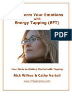 Thrivingnow Energy Tapping EFT