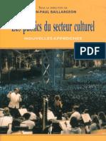 Bellavance, G., Latouche, D., Fournier, M. - Les publics des arts à Montréal