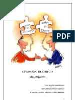 CUADERNO DE GRIEGO 1º BACH. ZAMBRANO 10-11