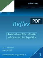 Reflex 1 Vol 1