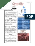 Daniel Yi's Career Plan Newspaper