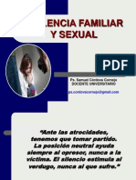 Violencia Familiar y Sexual...