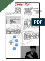 Fred Nam's Career Plan