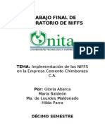 Trabajo Final de Laboratorio Niffs