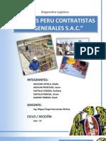 Diagnostico Logistico-CRES Peru S.a.C.