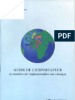 Guide Exportations