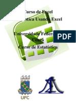 Apostila Excel Curso de Estatistica Aula I