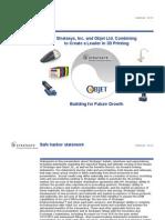 stratasysandobjetinvestorpresentation-120417091853-phpapp01