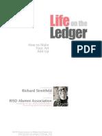 Life on the Ledger Risd