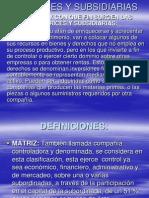 Copia de Presentacion de Exposicion Matrices y Subsidiarias