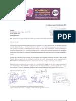 Exigiendo a funcionarios negligentes de la Municipalidad de La Antigua Guatemala, Cumplir con Orden del Juzgado de Paz. Jueves 15 Marzo 2012.