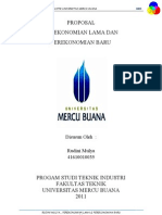 Makalah Manajeman Pemasaran Lama Dan Baru Dalam Ilmu Ekonomi Teknik