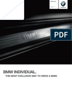 Catalogue Bmw Individual 3series Touring En