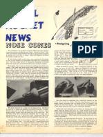 Jaguar JGD-2 Rocket Plans