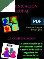 COMUNICACIÓN GRUPAL