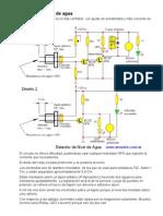 Detector de Nivel de Agua