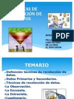 RECOLECCION DE DATOS.ppt