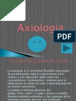 Axiología..
