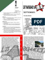 Paskin Revoltoso Nº3 Septiembre