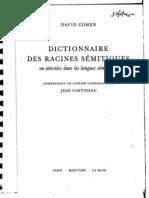 Cohen1 Racines1976(B GLD)