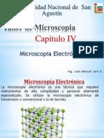 Microscopia (IV)