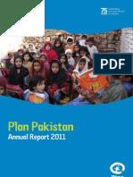 Plan Pakistan - Annual Report 2011