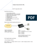 Data AgusKonfigurasi Hotspot Mikrotik Rb 450g