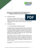 06.0 DISEÑO DEL PAVIMENTO Y SECCIONES TIPICAS