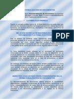 Desmaterializacion Electronica de Documentos
