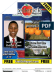 Frederick County Report, September 21 - October 4, 2012
