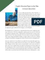 Ocean Heaven Reaction