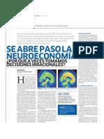 Se Abre Paso La Neuroeconomia_Parte 1