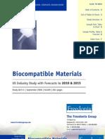 Biocompatible Materials