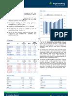 Derivatives Report 21 Sep 2012