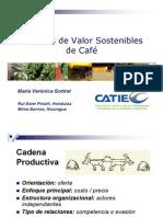 Cadenas de Valor Sostenibles de Cafe