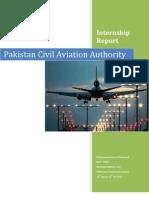 Internship Report CAA