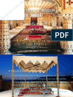 Presentation on Forts Palaces and Museam